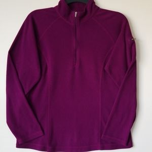 L. L. Bean fleece pullover